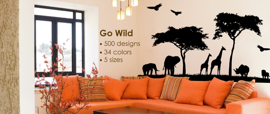 Wall Decals - Murals