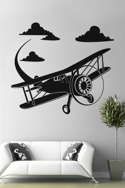 Wall Decals Airplane Walltat Com Art Without Boundaries