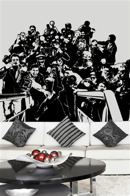 Paparazzi Wall Decal